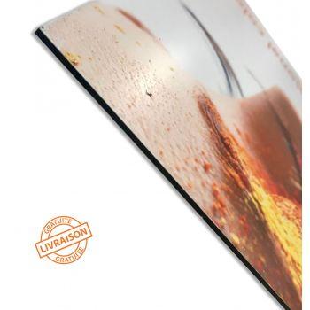 Panneaux Alu-Dibond - Impression recto